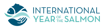 Logo IYS - International Year of the Salmon